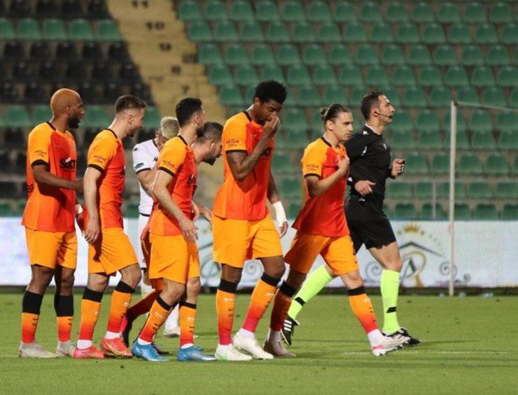 Galatasaray Yeni Malatya maçı canlı! GS Malatya maçı kaç kaç?
