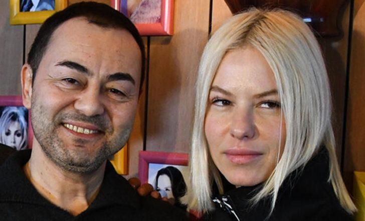 Seçil Gür sevgilisi Serdar Ortaç'ı dansçılardan kıskandı: Evde sorarım ben sana!