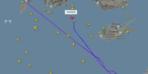 İsrail havalimanını uçuşlara kapattı
