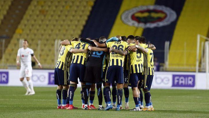 Kayserispor Fenerbahçe maçı kaç kaç? İşte Kayseri Fenerbahçe maçı canlı anlatımı