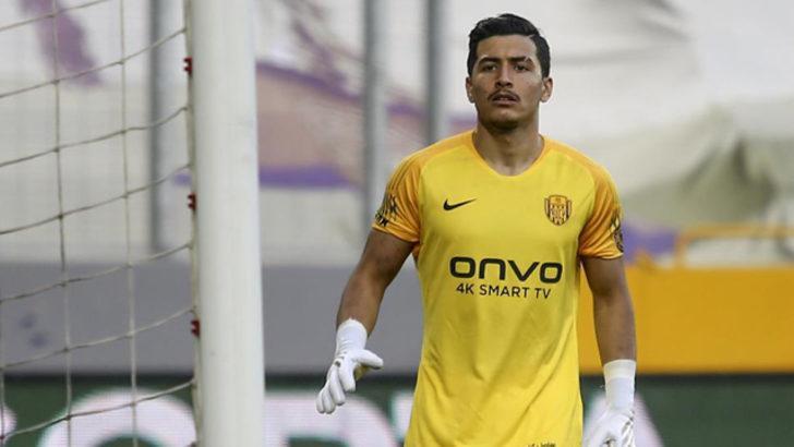 Ankaragücü'nde Mert Topuz ilk Süper Lig maçına çıktı