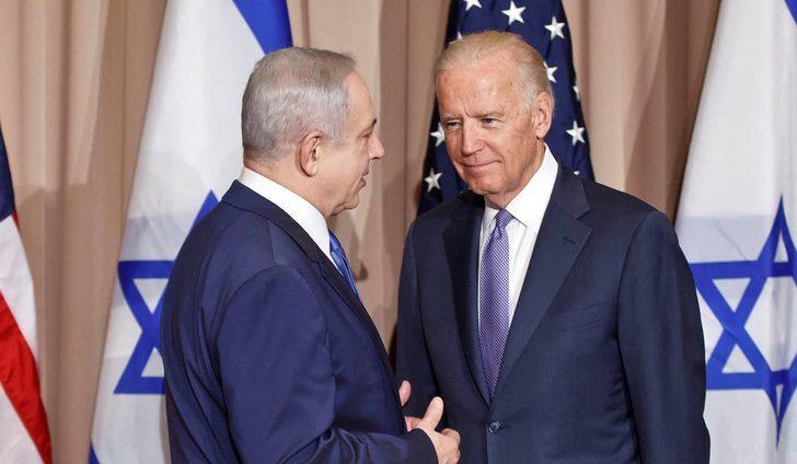 ABD Başkanı Joe Biden İsrail Başbakanı Benyamin Netanyahu ile telefonda görüştü