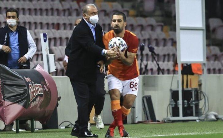 Arda Turan: Galatasaray bunlarla yıkılmaz