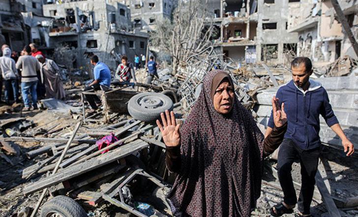 Son dakika! Hamas duyurdu: İsrail ile iki saatlik ateşkes