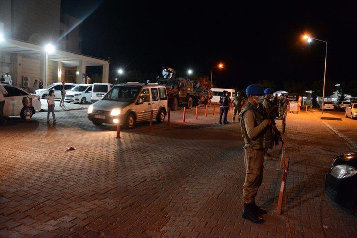 Siverek'te husumetli iki aile arasında bıçak ve sopalı kavga: 8 yaralı