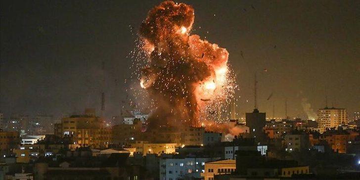 İsrail vahşetine tepkiler çığ gibi büyüyor! Açıklamalar peş peşe geldi