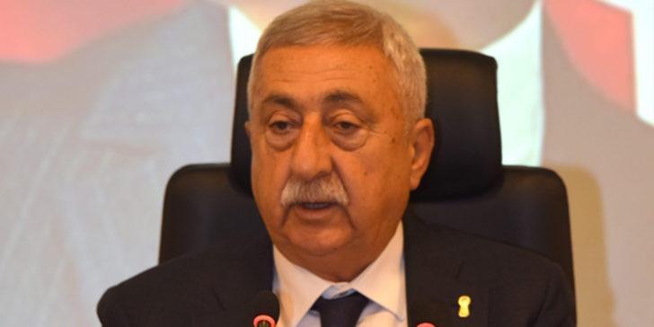 TESK Genel Başkanı Palandöken esnafın tüm borçlarının yıl sonuna kadar ertelenmesini istedi