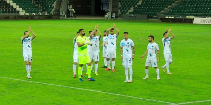 Kocaelispor yarı finalde!
