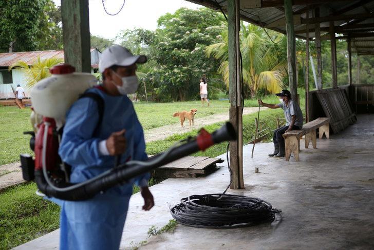 Peru, çamaşır suyunu koronaya karşı kullanmayı araştıracak!