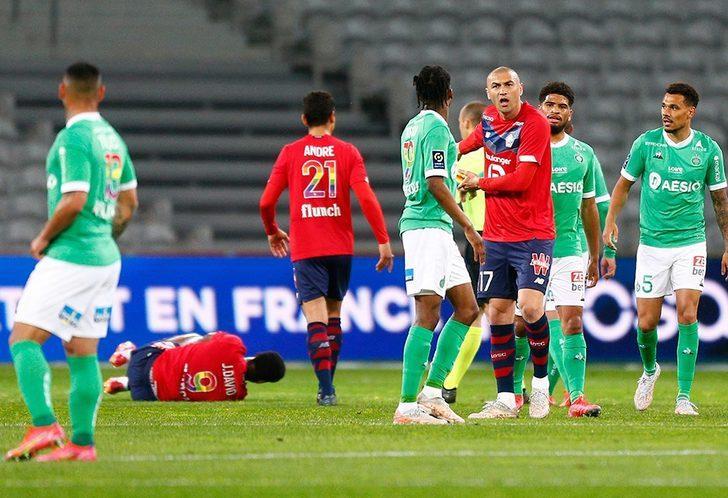Lille son maçını kazanırsa şampiyon