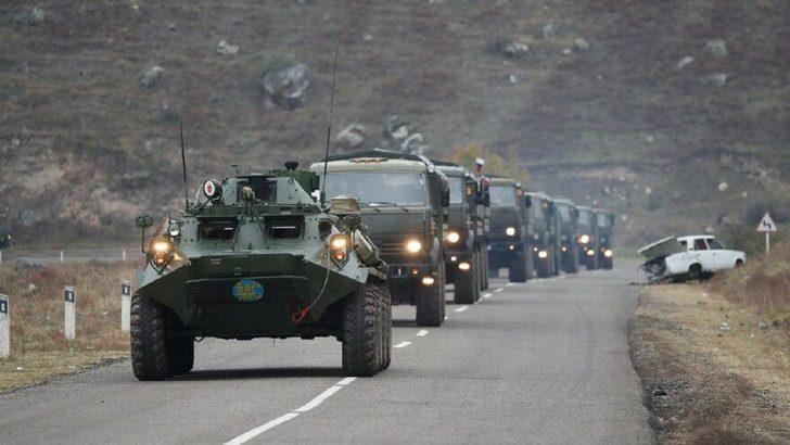 Ermenistan'dan Rusya'ya yardım çağrısı: Azerbaycan askerleri çekmedi
