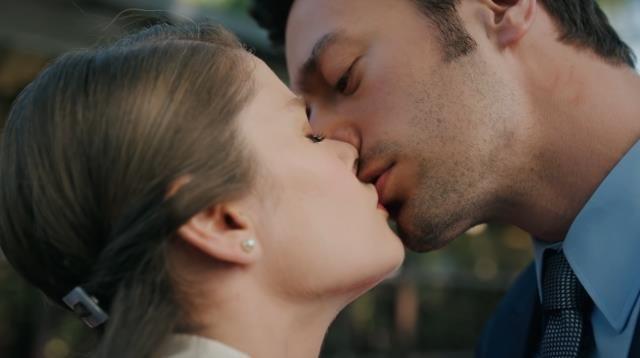 Camdaki Kız 6. bölüm 2. fragmanı yayınlandı Nalan ve Sedat öpüşüyor!