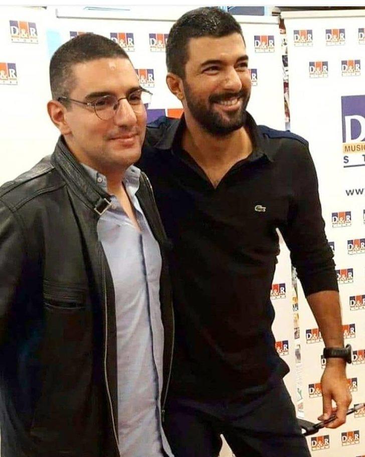 Engin Akyürek ve kardeşi Eren Akyürek