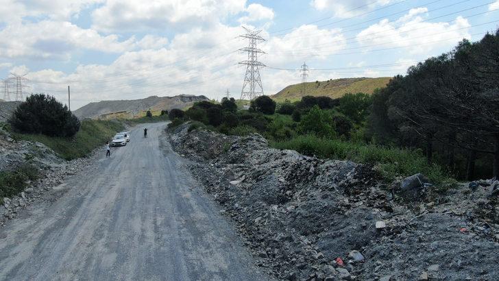 Alibeyköy Barajı çevresindeki plastik atık dağları ile ilgili uzmanlardan korkutan uyarı