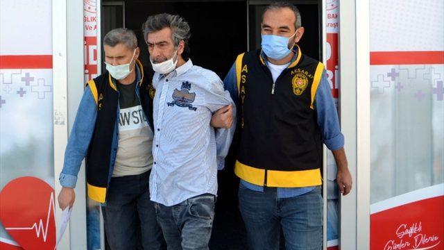 Aksaray'da dini nikahla birlikte yaşadığı kadını bıçakla yaralayan zanlı tutuklandı