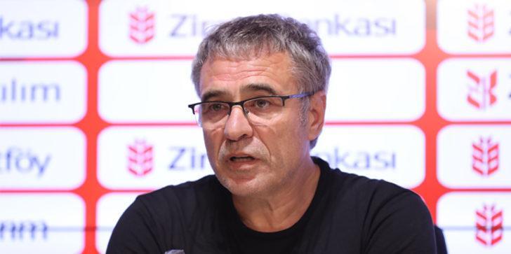 Ersun Yanal: Final için hazırız, ilki istiyoruz