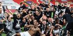 Beşiktaş'ın şampiyonluk kutlamalarına taraftar alınmayacak