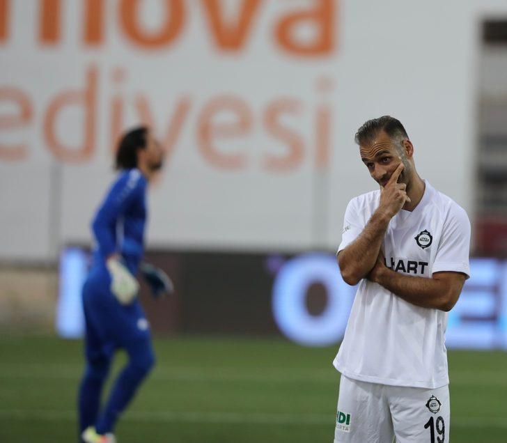 Altay kazandı, İstanbulspor umutlandı