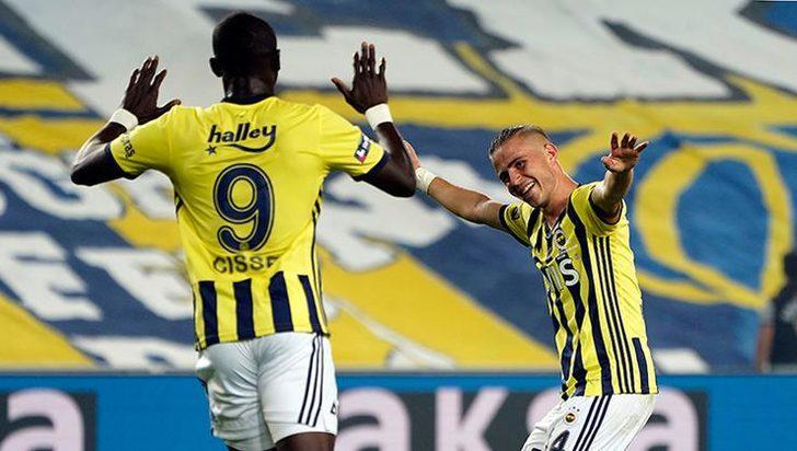 Fenerbahçe'nin forveti Cisse, Beşiktaş'a mı transfer olacak?
