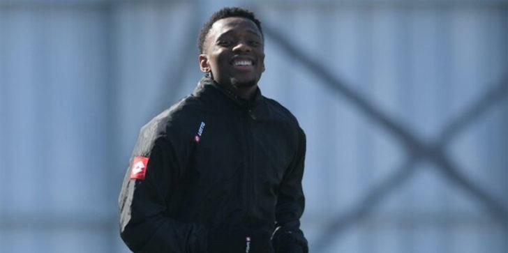 Jesse Sekidika, Galatasaray'a geri döndü