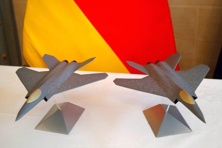 Fransa, Almanya ve İspanya gelecek nesil savaş uçakları geliştirmek için anlaştı