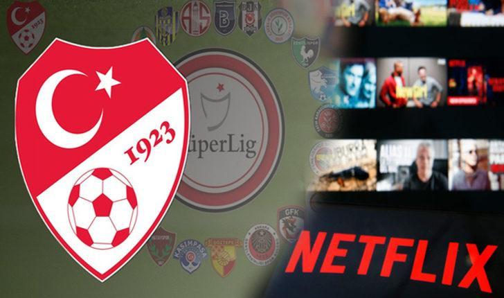 Süper Lig'de Netflix bombası!