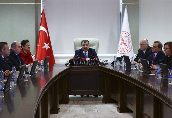 Bakan Koca duyurdu! Prof. Dr. Uğur Şahin, Bilim Kurulu toplantısına katılacak