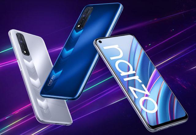 Realme Narzo 30 özellikleri