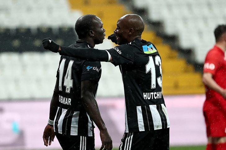 Fenerbahçe'den Aboubakar'a teklif