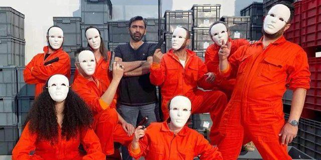 La Casa De Papel'in Türkiye versiyonu mu geliyor? La Hay De Maske ne zaman başlayacak? İşte oyuncu kadrosu