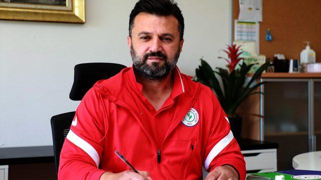 Çaykur Rizespor Teknik Direktörü Bülent Uygun, gelecek sezondan umutlu: