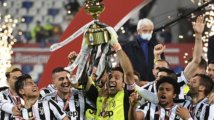 ÖZET   Atalanta - Juventus maç sonucu: 1-2