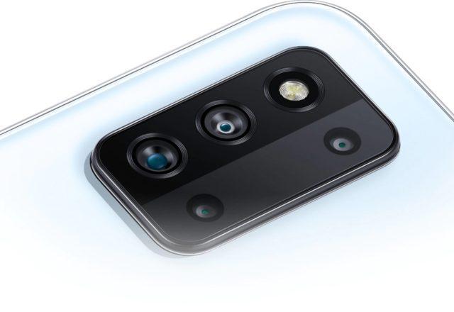 Galaxy F52 kamera