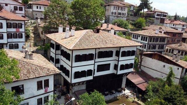 Safranbolu'daki asırlık Kaymakamlar Gezi Evi'nin restorasyonu tamamlandı