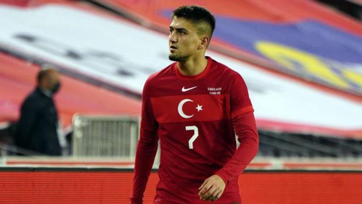 Milli futbolcu Cengiz Ünder için Milan devrede!
