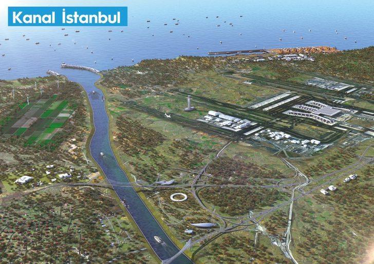 Ulaştırma Bakanı Adil Karaismailoğlu'dan Kanal İstanbul açıklaması