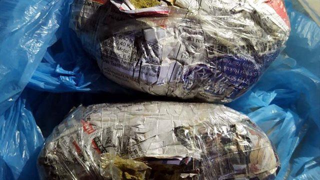Elazığ'da uyuşturucu operasyonunda 3 şüpheli yakalandı