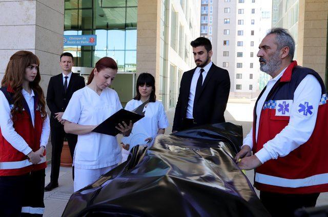 Teşkilat 12. bölüm fragmanı yayınlandı |MİT'in yeni binası Kale'ye saldırı planlanıyor!
