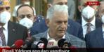 Binali Yıldırım'dan Sedat Peker'in iddialarına cevap
