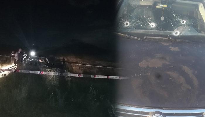 Adana'da korkunç olay! Biri otomobilde diğeri arazide iki kadın silahla vurulmuş halde ölü bulundu