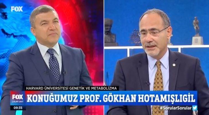 Prof. Gökhan Hotamışlıgil kimdir? Gökhan Hotamışlıgil kaç yaşında, uzmanlığı ne?