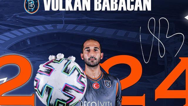 Medipol Başakşehir, Volkan Babacan'ın sözleşmesini uzattı