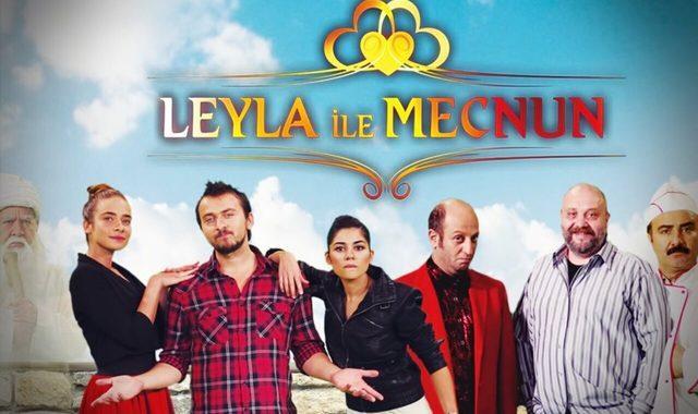Leyla ile Mecnun dizisi