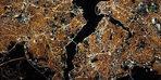 NASA'dan İstanbul paylaşımı: Parlıyorsun