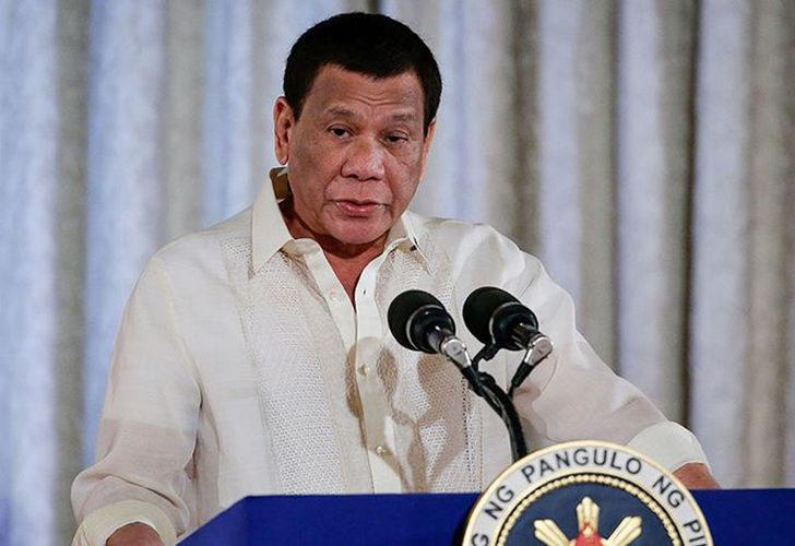 Filipinler Devlet Başkanı Duterte: Kitlesel etkinliklere katılanlar hapse atılacak