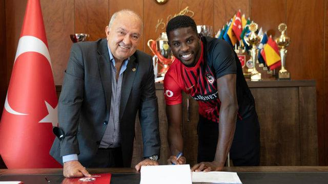 Süper Lig ekibinde 3 yıllık sözleşme