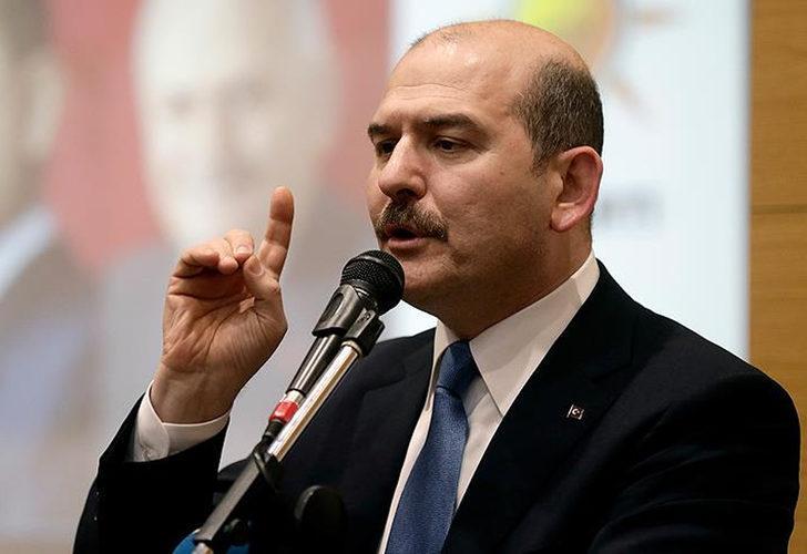"""""""Siyasi cinayet"""" iddialarıyla ilgili Bakan Soylu'dan açıklama"""