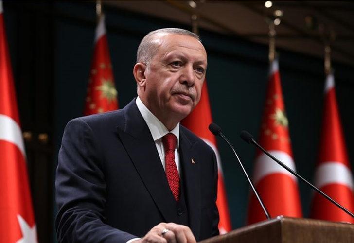 Cumhurbaşkanı Erdoğan'dan Canan Kaftancıoğlu'na 500 bin liralık tazminat davası