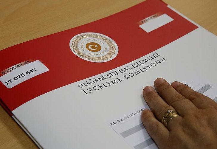 OHAL Komisyonu 115 bin 130 başvuruyu karara bağladı