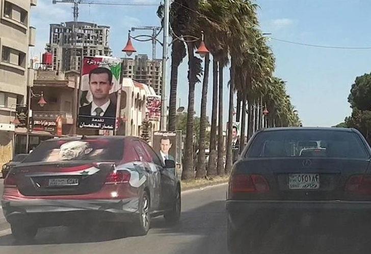 Suriye'de oyların yüzde 95'ini alan Esad seçimleri kazandı